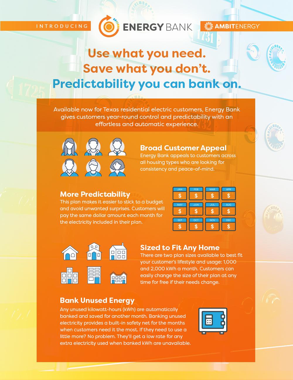 Infographic: Energy Bank