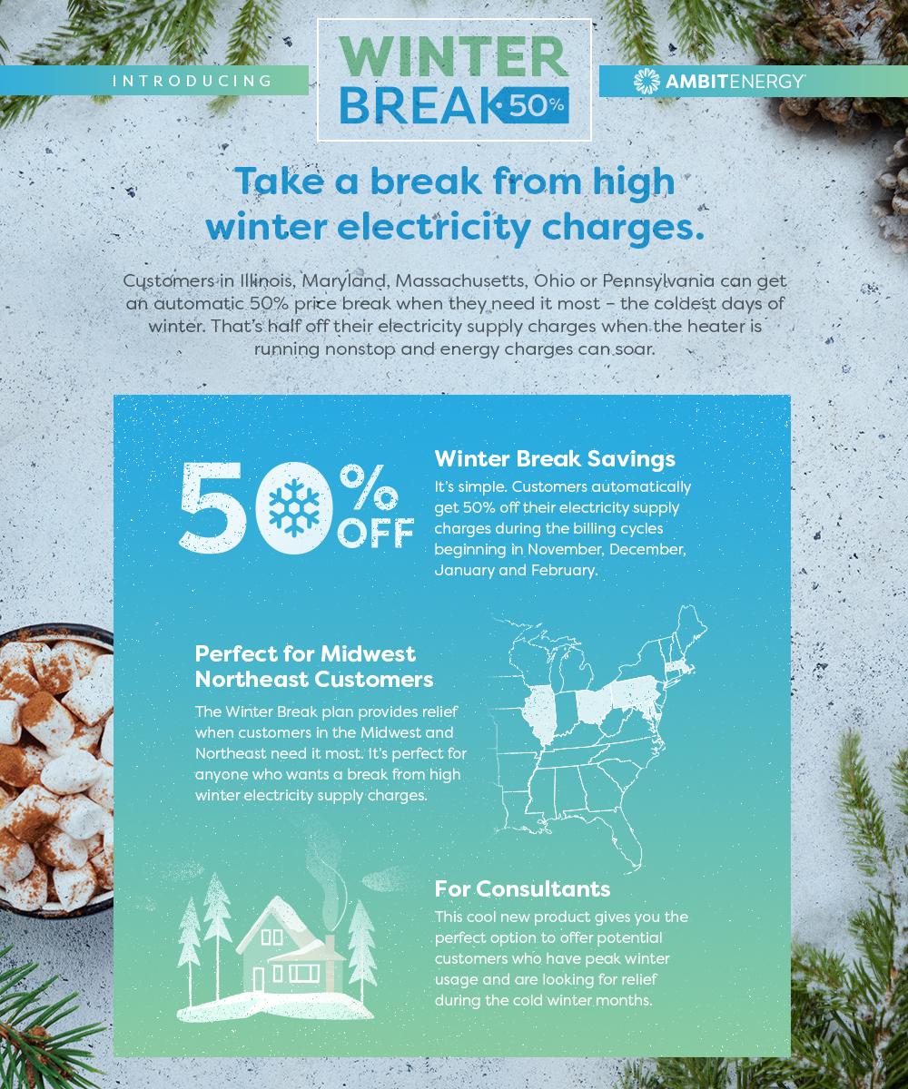 Infographic: Winter Break