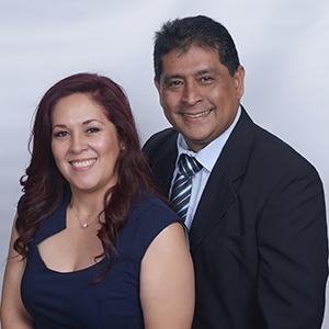 Jeronimo and Cristina Aguilera