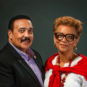 Eric and Sharon May